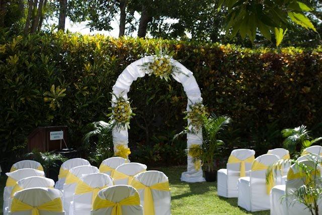 Weddings U2039 The Mandeville Hotel Jamaica