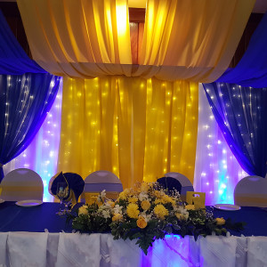 Waverly Room Headtable